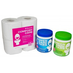 Category image for Toilet chemicals & accessories
