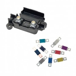 Category image for DC fuses & fuse holders