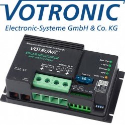 Votronic Solar Regulators