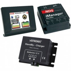 Battery management & monitoring