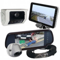 Camera systems for Motorhomes Caravans Vans & Trucks