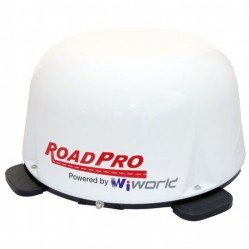 RoadPro sat-domes & Compact satellite systems
