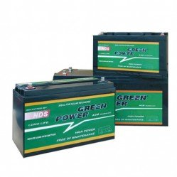 Green Power AGM batteries