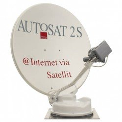Internet via satellite