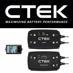 CTEK Battery Management