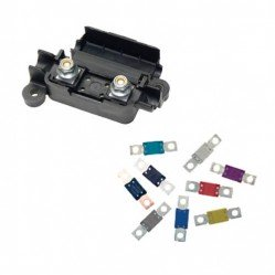 DC fuses & fuse holders