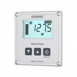 Solar Power Monitors