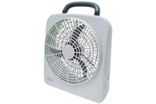 "10"" Portable 12V Fan (Roadpro USA)"