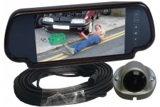 "Camos Jewel V2 Camera with 7"" Mirror Monitor Complete"