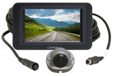"Camos Jewel Camera V2 with 7"" Dash Monitor Complete"