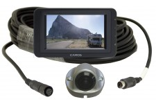 "Camos Jewel V2 Camera with 5"" Dash Monitor Complete"