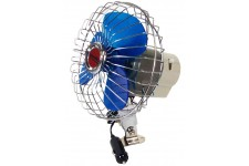 Oscillating 12V Fan