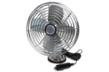 12V H/D Metal Fan (Roadpro USA)