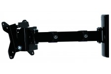 B-Tech Mount With Single Arm (Black)