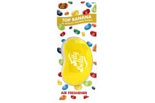 Jelly Belly 3d Air Freshener - Top Banana