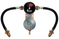 Gaslow Propane Manual Changeover Gauge