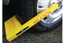 Milenco Compact Wheel-clamp