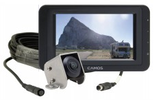 "Camos Jewel V1 Camera with 4.3"" Dash Monitor Complete"