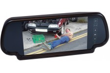 "Replacement 7"" Mirror Monitor for Jewel System"