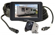 "Camos Jewel PLUS V1 Camera with cable & 4.3"" Dash Monitor"