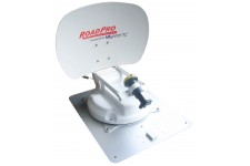 Twin LNB RoadPro Compact Satellite System