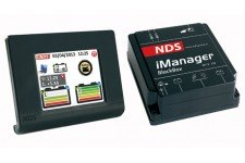 Wireless I-Manager Battery Control System