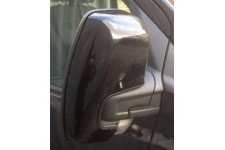 Mirror Armour for Ford Transit after 2013: Black