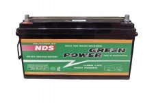 Green Power AGM Battery 140Ah