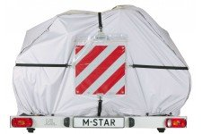 Premium  Bike Cover For M-Star Carriers
