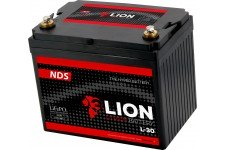 NDS L30 30Ah Lithium Battery