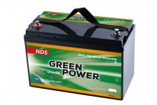 Green Power AGM Battery 120Ah