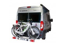 Van-Star Adventure Cycle Carrier for chassis 6M or more