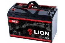NDS L-100 100Ah Lithium Battery