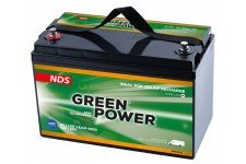 Green Power AGM Battery 100Ah