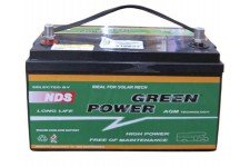 Green Power AGM Battery 90Ah
