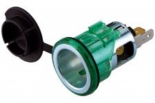 Pro Car 20A Push-In Lighter Socket - 12V/24V
