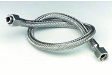 Gaslow 2nd Cylinder Connection SS Hose 1.0m