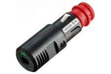 Pro Car Univ Plug 8A Fuse with LED