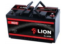 NDS L-100B 100Ah Lithium Battery - Low Case