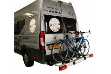 Van-Star Cycle Carrier for chassis shorter than 6M