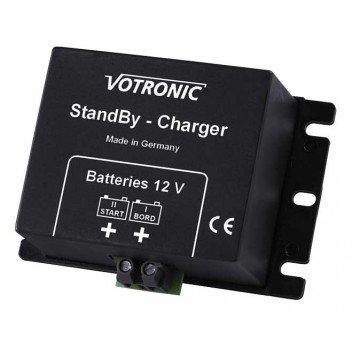 votronic 3065 standby charger 12v battery master roadpro. Black Bedroom Furniture Sets. Home Design Ideas