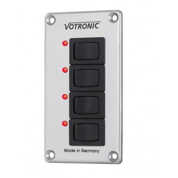 Image for Votronic 1287 Switch-Panel 4 S