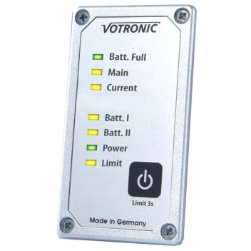 Image for Votronic Remote Control For Automatic Charger