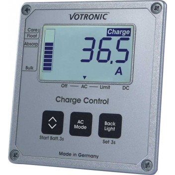 Image for Votronic 1247 LCD-Charge Control S (only for Battery Charger