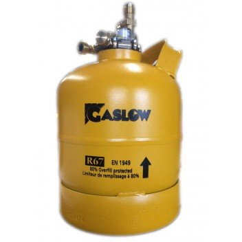 Image for Gaslow R67 -2.7Kg Refillable Cylinder No.2