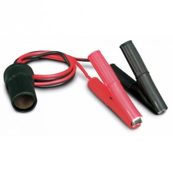 Image for Croc Clips Lighter Socket Adaptor