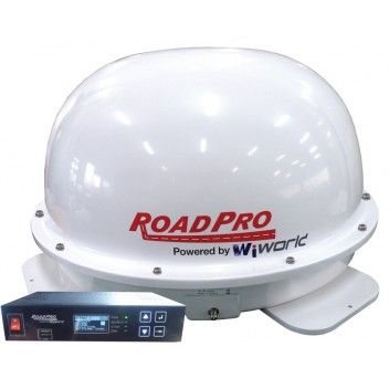 Image for RoadPro 30cm Sat-Dome: Static