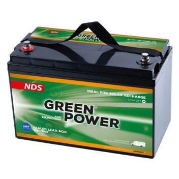 green power agm battery 100ah roadpro. Black Bedroom Furniture Sets. Home Design Ideas